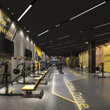 健身中心、游泳馆效果图