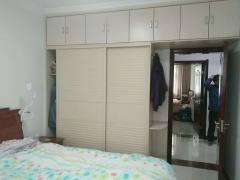 东武古城南区三室两厅两卫127平精装修带车库