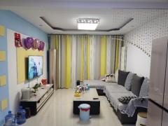 (龙都)河畔花城3室2厅1卫114m²精装修