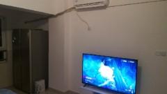 (龙都)凤凰城1室1厅1卫61m²中档装修