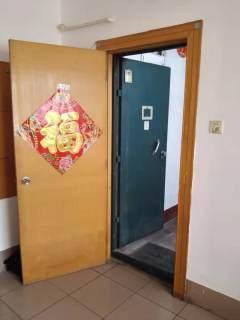 诸城龙源教师家属院2室2厅1卫82m²中档装修