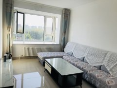 首租;繁华新城2室2厅1卫87m²精装修,家具齐全,拎包入住