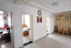 (龙都)西郊花园二期3室2厅1卫140.41m²精装带车库