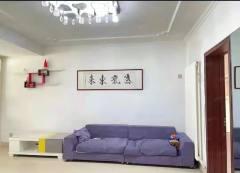 出租!(龙都)龙都花园 2室2厅1卫 月租1000元/月 83m²带车库 精装修 家具齐全